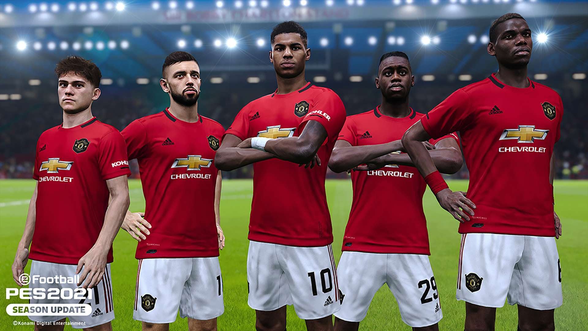 PES 2021 Manchester United