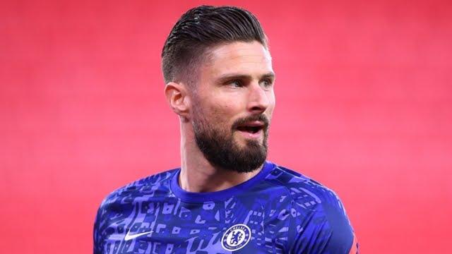 Olivier Giroud Chelsea 2020-21
